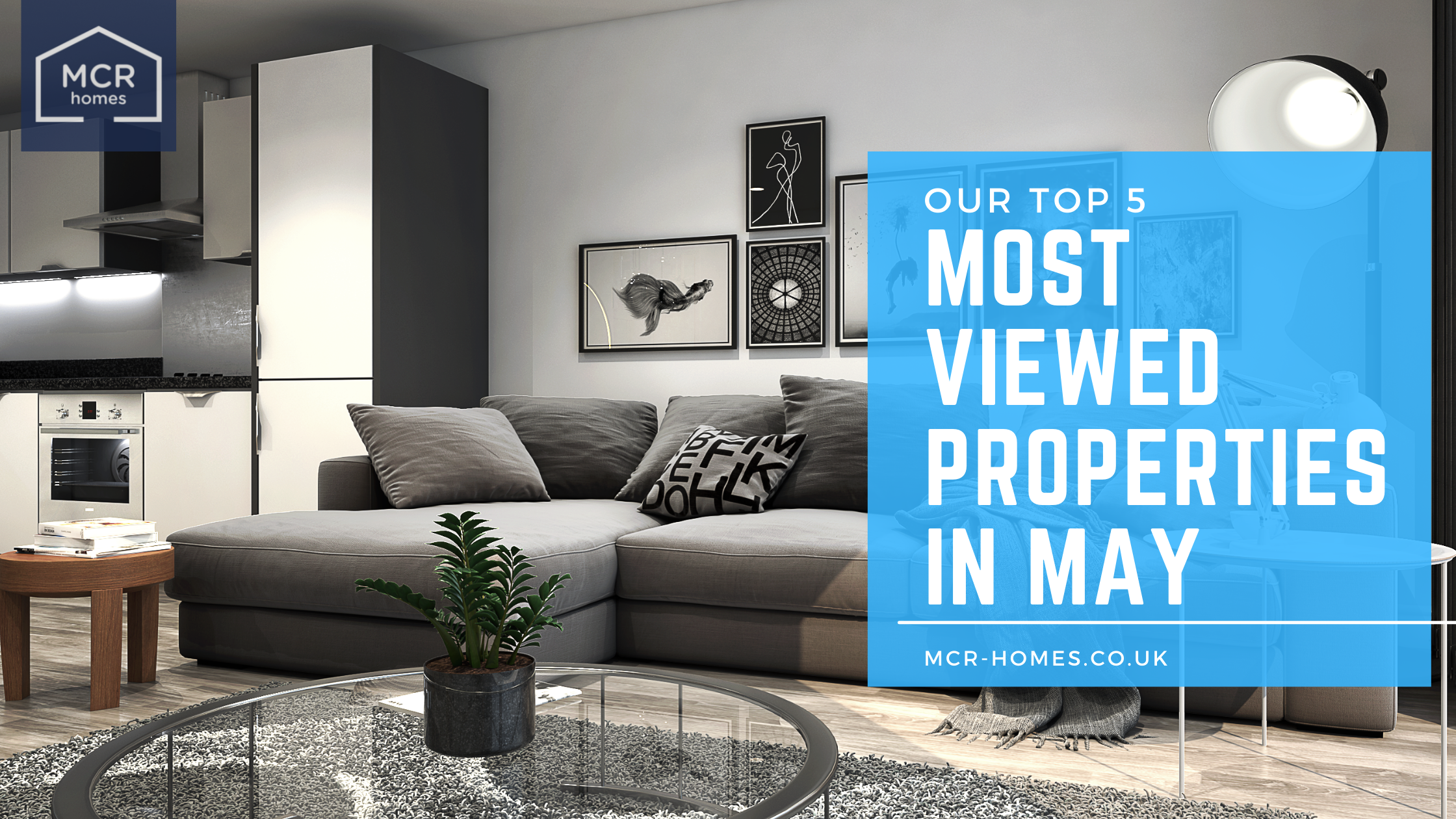 Our Top 5 Most Viewed Properties In May